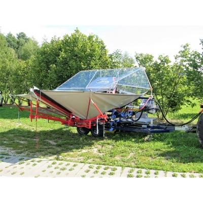 Комбайн для сбора вишни и сливы GACEK