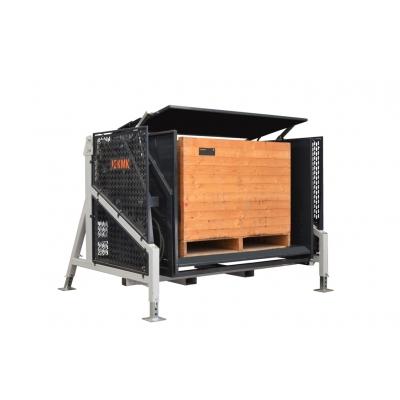 Опрокидыватель контейнеров (ящичных поддонов) WS-2