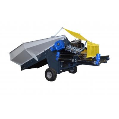 Приемный бункер Agro 4014 с гидроприводом