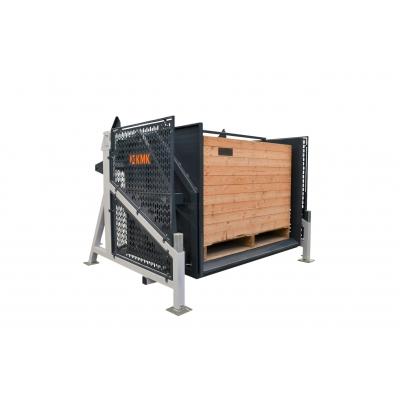 Опрокидыватель контейнеров (ящичных поддонов) WS